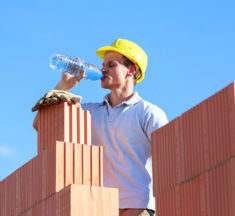 It's HOT out there! – Keep your cool on the job site