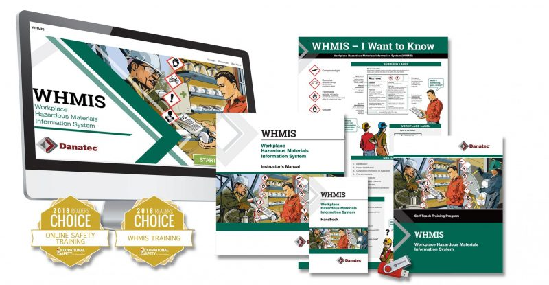 Danatec Launches New WHMIS Training