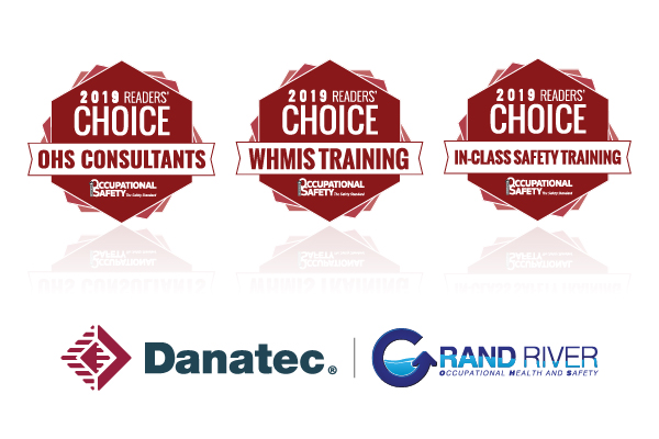 Canadian Occupational Safety Readers' Choice Award winner in multiple categories.